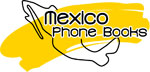 Mexico Phone Books